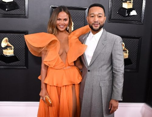 Chrissy Teigen Just Got the Ultimate, Permanent Tribute to Hubby John Legend