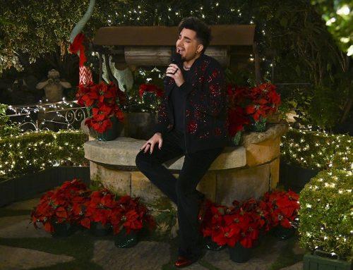 Adam Lambert Prepping Birthday Livestream Show From Los Angeles' Roxy Theatre