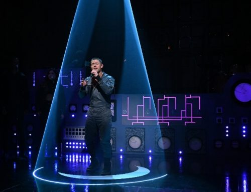 Nick Jonas Premieres New Songs 'Spaceman' & 'This Is Heaven' on 'SNL'