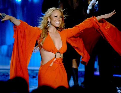 Mariah Carey Celebrates 16th Anniversary of 'The Emancipation of Mimi' in Style