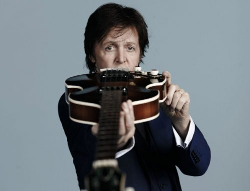 Sir Paul McCartney Honored by Royal Mail Stamp Collection