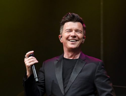 Rick Astley's 'Never Gonna Give You Up' Reaches 1 Billion YouTube Views: 'That Is Mind-Blowing'