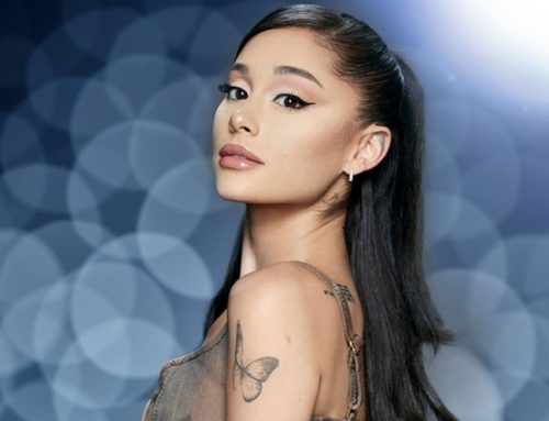 Ariana Grande Is Swept Away as 'The Voice' Contestant Performs 'POV'