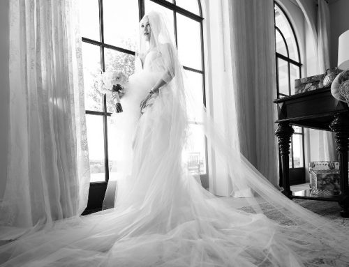 Gwen Stefani Shares the Moment She Said Yes to Her Wedding Dress