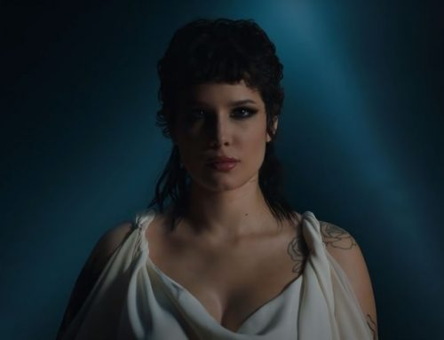 Halsey is Drenched in Blood in Live 'I Am Not a Woman, I'm a God' Video