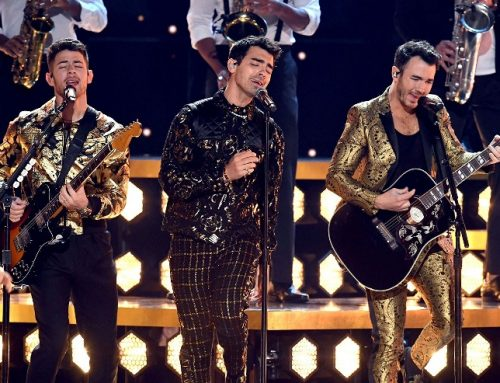 Jonas Brothers Bring the Funk With 'Who's In Your Head'