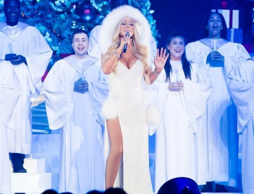 Christmas Queen Mariah Carey Says Hold Your Sleigh Bells, It's Still Too Early