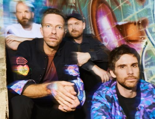 Coldplay's 'Music Of The Spheres' Is Spinning